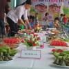 Trường mẫu giáo Đại Chánh tổ chức tiệc buffet cho trẻ.